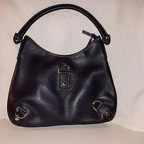 New Black Leather Gucci Hobo Bag Photo