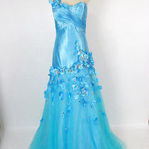 New Blush Prom by Alexia Blue 9383 Pageant Bridal Prom Evening Women Gown 8 Photo