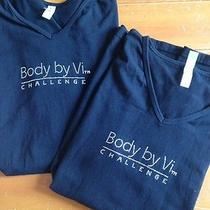 New Body by Vi Bling Tshirts (One Is 2xl & Other Is Xl) Photo