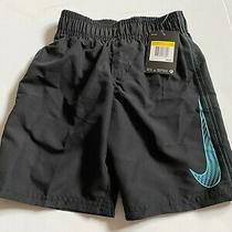 New Boys Nike Active  Shorts Size 5 Photo