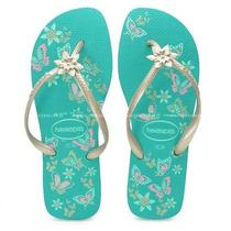 New Brazilian Havaianas Flip Flops Photo