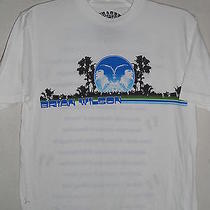 New Brian Wilson Band / Concert / Music T-Shirt Medium Photo