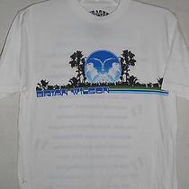 New Brian Wilson Band / Concert / Music T-Shirt Small Photo