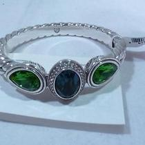 New Brighton Emerald Isle Swarovski Crystal Bracelet Jb3752  Photo