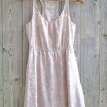 New Broadway & Broome Madewell Soft Floral Print Silk Tea Dress 2 Xs Photo