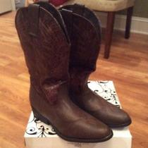 New Brown Snake Rampage Walden Womens Cowboy Boots Size 9.5- Msrp 79 Fast Ship Photo