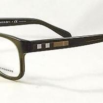 New Burberry B2136 3010 Women's Designer Eyeglasses Frames 52-15-135 Photo