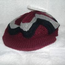 New Burton Analog Womens Girls Knitted Beret Cap Hat Osfa Photo