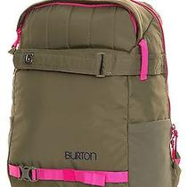 New Burton Day Hiker 23l Backpack Pack Bag Keef Nightrider School Bag/ Laptop Photo