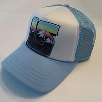 New Burton Mens Hoverboardtrucker Snapback Cap Hat Osfa Photo