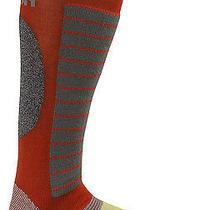 New  Burton Merino Phase Snowboard Sock - Fang  Medium Photo