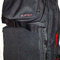 New Burton Snowboard Iphone Media Cd Laptop Goggle Pocket Day Hiker Backpack Bag Photo