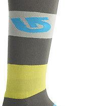 New  Burton Tailgate Snowboard Sock - Bog  Medium Photo
