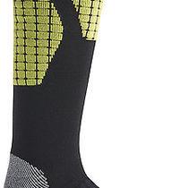 New  Burton Ultralight Wool Snowboard Sock - True Black  Large Photo