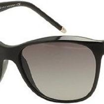 New Bvlgari Bulgari 8104 901/11 Black Gray Gradient Gold Lacquer Sunglasses Photo