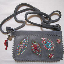 New Cacharel Messenger Bag &bird Charm v Lee Mathews Easton Pearson Photo