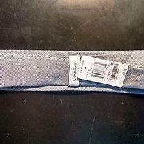 New Calvin Klein Salt Pepper Solid Ii Tie With Tags 756500888654 Photo