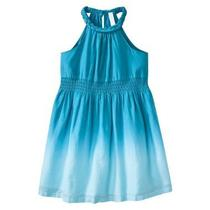 New Calypso Target Turquoise Aqua Dress Gorgeous 10 12 Photo