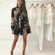 New Camilla and Marc Mariposa Mini Dress Rrp 699 Photo