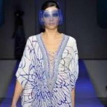 New Camilla Franks Aqua Fina Top Blouse O/s Uk 12 14 16 Purples Lace Front Photo