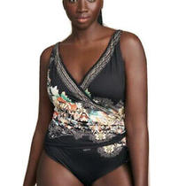 New Camilla Franks Midnight Moonchild Onepiece Swimsuit Size Xs Small 4 Express Photo
