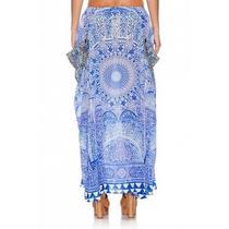 New Camilla Franks Silk Swarovski the Bosphorus Pocket Skirt Dress Layby Ava Photo