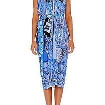 New Camilla Franks Warp Sarong Dress Skirt One Size Photo