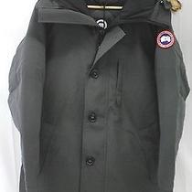 New Canada Goose Chateau Parka Men L Large Jacket Authentic Graphite Fast Ship Photo