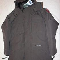 New Canada Goose Constable Parka Winter Jacket Size Large Gray Graphite Photo