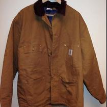 New Carhartt Jacket  Size 52  Photo