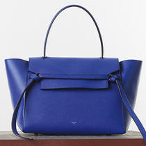 New Celine Small Belt Bag in Indigo Photo