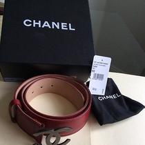 New Chanel Leather Belt Photo