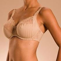 New Chantelle Cachemire 3-Part Cup Underwire Perfect Nude 38h Photo