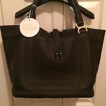 New Chloe Marcie New Leather Tote Photo