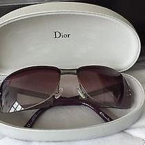 New Christian Dior Cd Sunglasses Unisex Photo