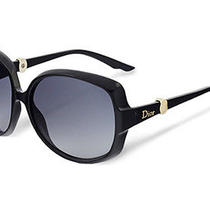 New Christian Dior Dior Mystery 1 D28/hd Black 62mm Womens Sunglasses Photo