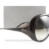 New Christian Dior Sunglasses Cocotte Brown Honey I5xcc Authentic Photo