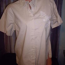 New Classic Elements Khaki Top Size L 14/16 Photo