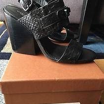New Coach Block Sandals Size 6.5 Photo