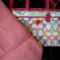New Coach Diaper Bag  Photo