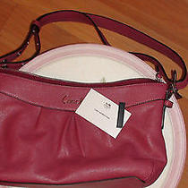 New Coach Leather Handbag Photo