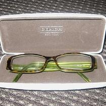 New - Coach (New Season) Glasses Case - Authentic Photo