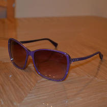 New Coach   Purple  Women Sunglasses. Photo