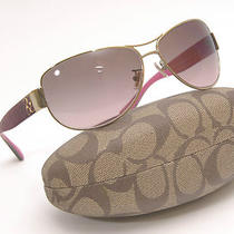 New Coach Sunglasses Model 7001 Taylor 900714 Photo