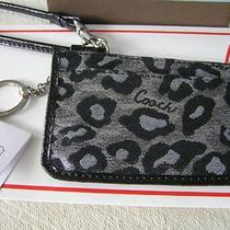 New Coach Wristlet (Nwt) Photo