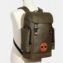 New Collaboration Coach X Mbj X Naruto Ranger Backpack With Signature Detail Photo