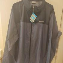 New Columbia Glennaker Lake Waterproof Rain Jacket- Size 2xl Photo