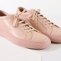 New Common Projects Achilles Original Low Blush Pink Leather 43 Eu Photo