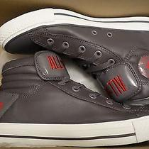 New Converse All Star Chuck Taylor Primo Hi Rabbit Men Gray 137645c Shoe Size 8 Photo