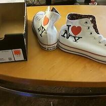 New Converse Chuck Taylor Brand New Balance Hightop Sneakers Tennis Men Size 9 Photo